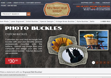 beltbuckleshop.com